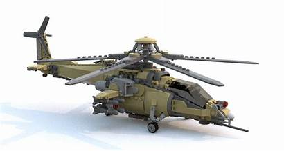 Helicopter Futuristic Lego Fighter Jets Cool Apache