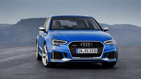 2018 Audi Rs3 Sportback Wallpapers & Hd Images Wsupercars