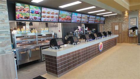burger king restaurant capellen menulu