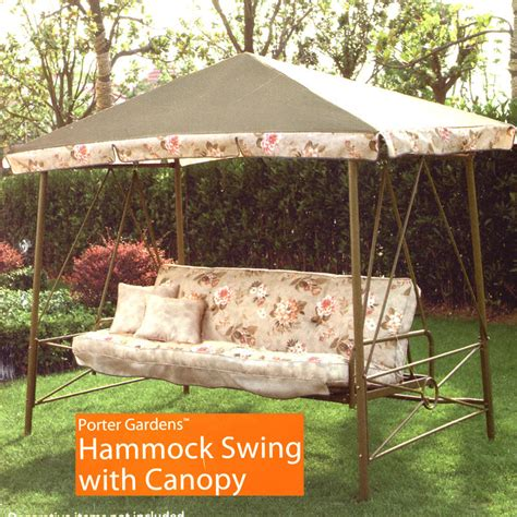 Walmart Patio Swing Covers by Patio Replacement Canopy Rainwear