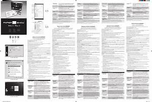 Hamelin Digital 010700 Papershow User Manual Maquette
