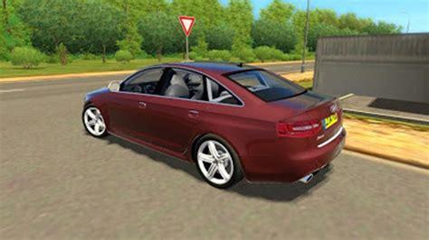 Audi Rs6  125  Simulator Games Mods Download