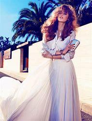 Fashion Editorials Vogue Wedding