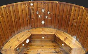 sauna finlandais prix maison design wibliacom With tapis de course pas cher avec canapé d angle convertible bonne qualité
