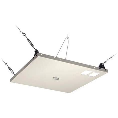 peerless ceiling mount plate peerless av cmj450 ceiling plate for jumbo 2000 cmj 450 b h