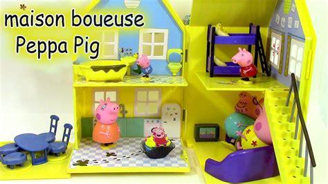 la maison de peppa pig la grande maison boueuse de peppa pig jouet play doh muddy puddle deluxe playhouse