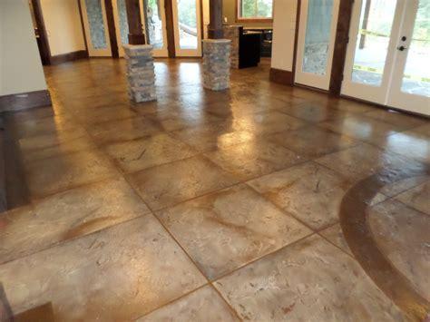 interior indoor concrete flooring greenville sc unique concrete design llp unique