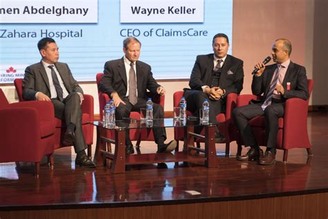 Understanding your insurance policy just got easier. CUD Hosts Panel Discussion Focused on New DRG Health Care Model   Canadian University Dubai