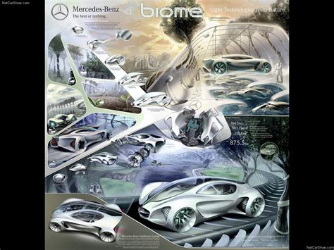mercedes benz biome wallpaper mercedes benz biome concept picture 16 of 16 design