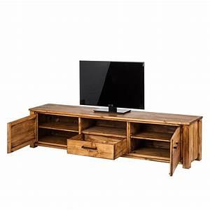 Lowboard Holz : tv regal holz haus ideen ~ Pilothousefishingboats.com Haus und Dekorationen