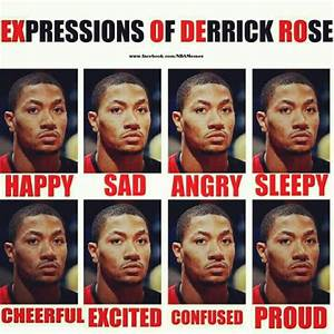 Derrick Rose was cool as a cucumber after hitting the game ...