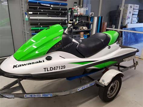 Covering Déco Sur Jet Ski Kawasaki  Auto Custom