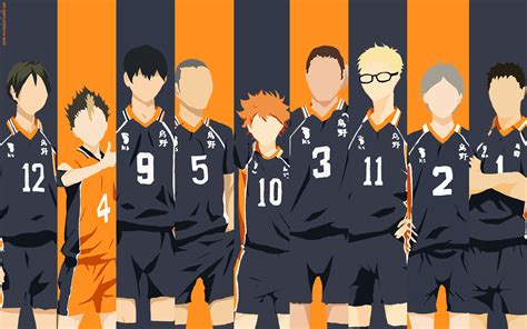 trends for haikyuu all teams wallpaper pictures haikyuu