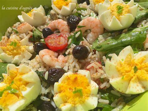 cuisine salade de riz 28 images salade de riz raisin frais et poulet pour 4 personnes