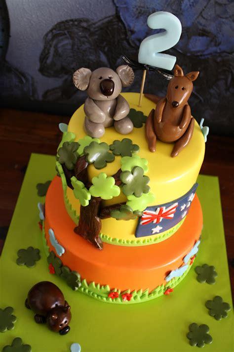 sandys cakes  aussie birthday cake   english