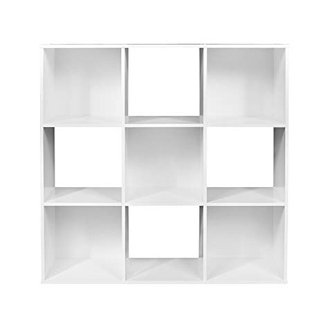 Closetmaid 25 Cube Organizer - closetmaid 421 cubeicals organizer 9 cube white import