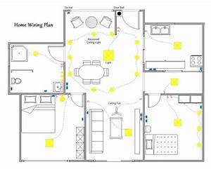 Simple House Wiring Diagram Examples For Android