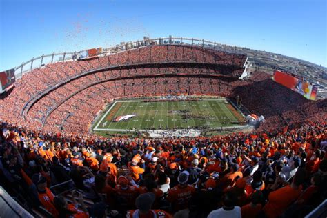 The stadium was most recently called broncos stadium. Proposed bill hopes to keep 'Mile High' in Broncos stadium ...