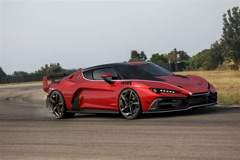 Italdesign Zerouno Is Sold Out And A Roadster Is In The Works