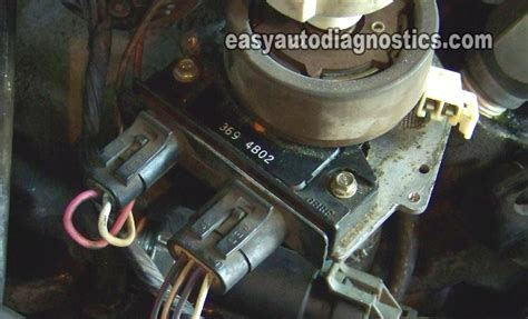 Gm Transmission Wiring Diagram Hecho by Part 1 How To Test The Gm Distributor Mounted Ignition Module