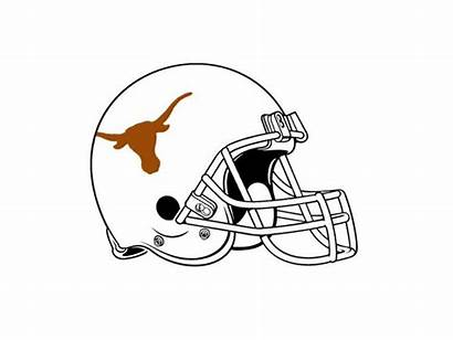 Longhorn Texas Longhorns Football Clipart Coloring University
