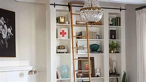 Ikea Billy Regal : so wird dein ikea billy regal eine vintage bibliothek new swedish design ~ Frokenaadalensverden.com Haus und Dekorationen