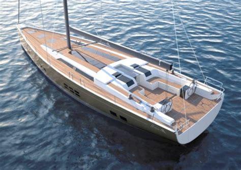 Zeiljacht Les by On Voit Grand Chez Hanse Yacht Avec Le Nouveau Hanse 675