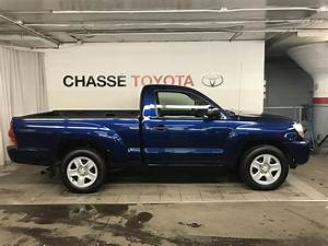 Used Toyota Tacoma 2007 For Sale In Montreal  Quebec