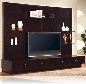7 cool contemporary tv wall unit designs for your living room With images for tv wall units