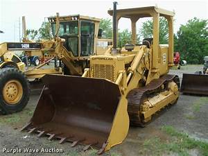 1974 Caterpillar 951c Track Loader