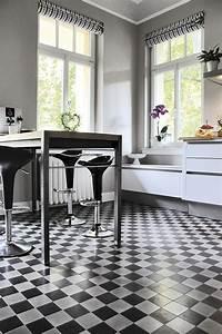 Fliesen Schachbrett Küche : 48 besten via zementfliesen bilder auf pinterest mosaik wohnen und altbauten ~ Sanjose-hotels-ca.com Haus und Dekorationen