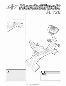 Nordictrack Sl720 Manual