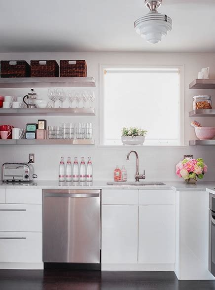 open shelving kitchen cabinets 1000 images about stainless steel shelving on 3750
