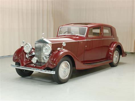 1937 Rolls Royce by 1937 Rolls Royce 25 30