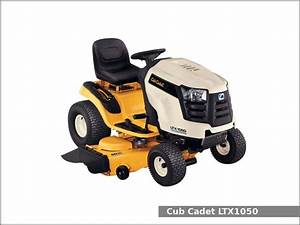 Cub Cadet Ltx 1050 Kw Lawn Tractor  Review And Specs