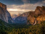 Yosemite National Park Screensavers