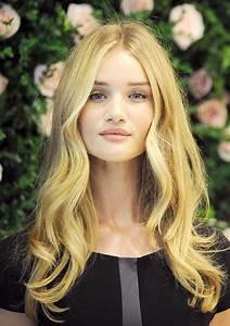 Rosie Huntington Whiteleys Bombshell Hair How To Get The