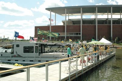 Baylor Boats by Where Boats Meet Bears Makes Most Of Riverside