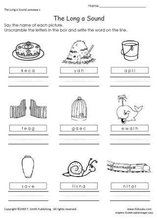 beginning   sounds worksheets  kindergarten