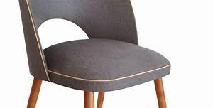 Chaise But Grise : chaise cocktail grise 1950 room 30 ~ Teatrodelosmanantiales.com Idées de Décoration