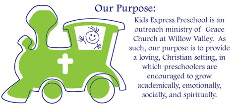 home express preschool 241 | Purpose Feature