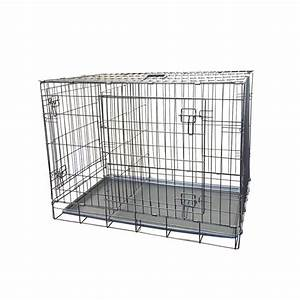kennelmaster 36 in x 23 in x 27 in medium wire dog With dog crate for medium dog