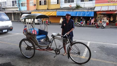 Opinions On Cycle Rickshaw