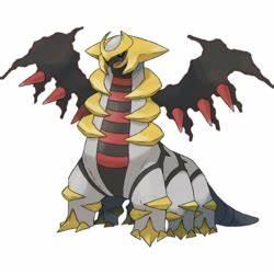 Giratina (Pokémon) - Bulbapedia, the community-driven ...