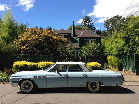 hemmings find of the day 1963 buick lesabre four d hemmings daily