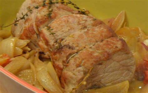 cuisiner roti de veau recettes de rôti de veau la sélection de 750g