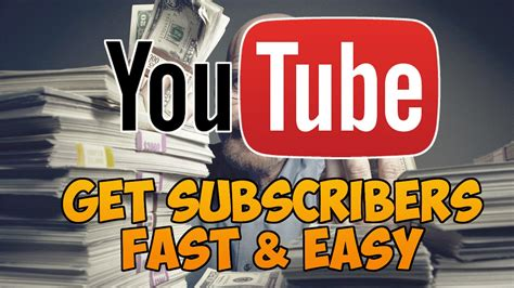 How Get More Subscribers Youtube Fast