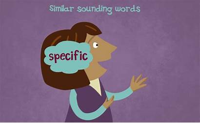 Dyslexia Phonological Words Sounding Similar Word Nessy