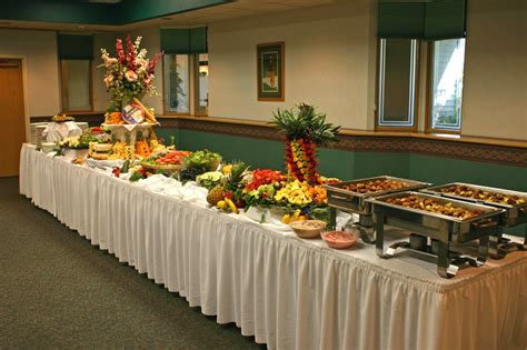 how to decorate a buffet table for a party how to decorate wedding reception tables living room