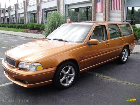 1998 Volvo V70 Awd by 1998 Saffron Pearl Metallic Volvo V70 R Awd 15522151